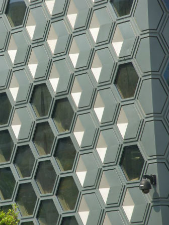 CUSTOMIZED METAL & GLASS FACADES