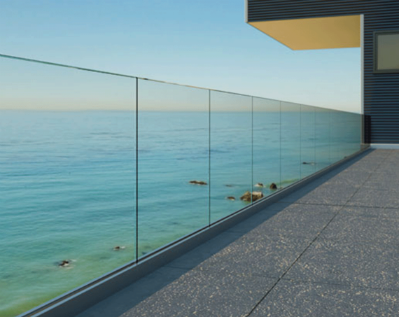 GLASS & ALUMINIUM BALUSTRADES