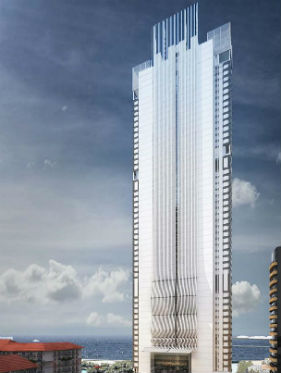 THE ONE JBR – B+G+43 RESIDENTIAL TOWER